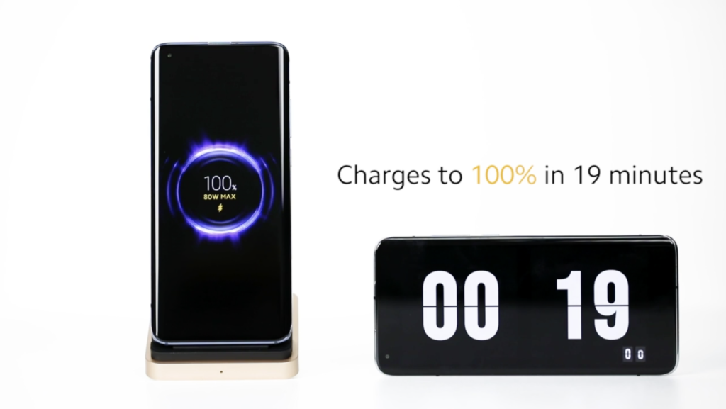 Xiaomi 80W Wireless Charging Technology Goes Official