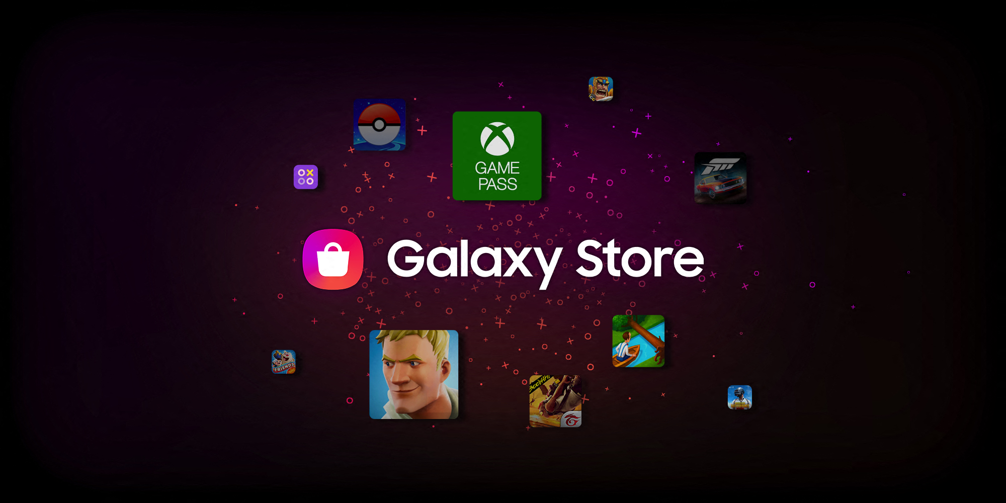 Samsung's Galaxy Apps redesign is focused on Fortnite and not much els... image