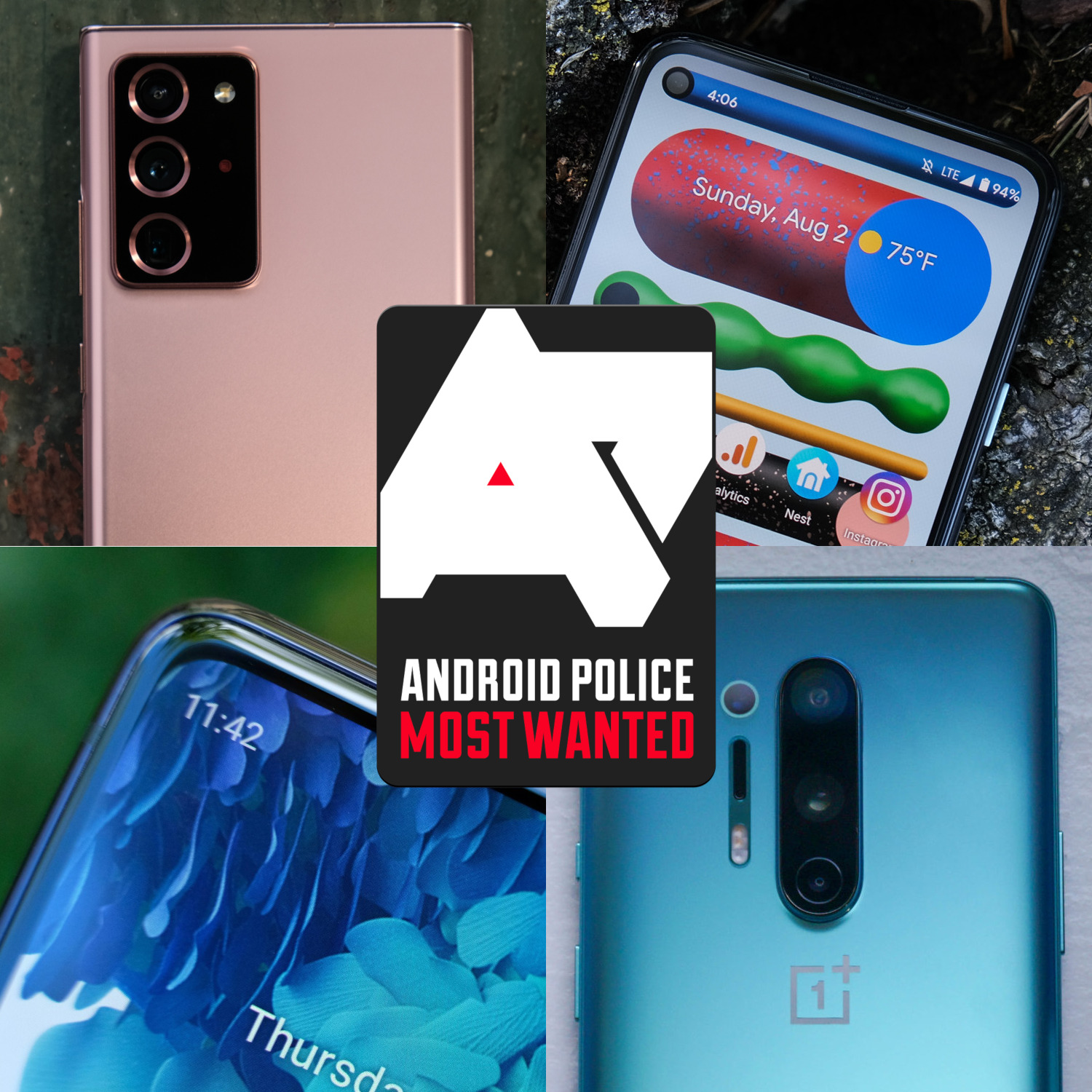 The best Android smartphones you can buy right now (Early 2021)
