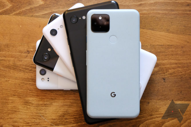 Should you upgrade from a Pixel 2 or 3 to the Pixel 5?