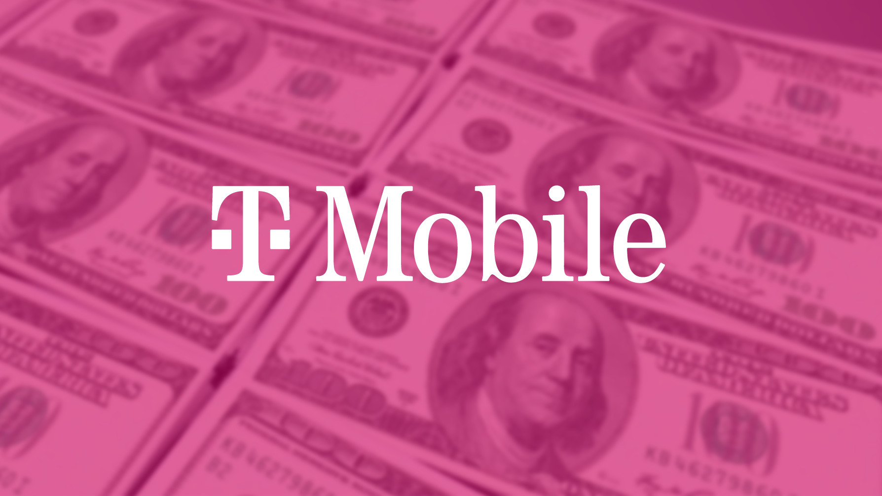 T-Mobile has to pay 0,000,000 to the FCC because of Sprint shadiness