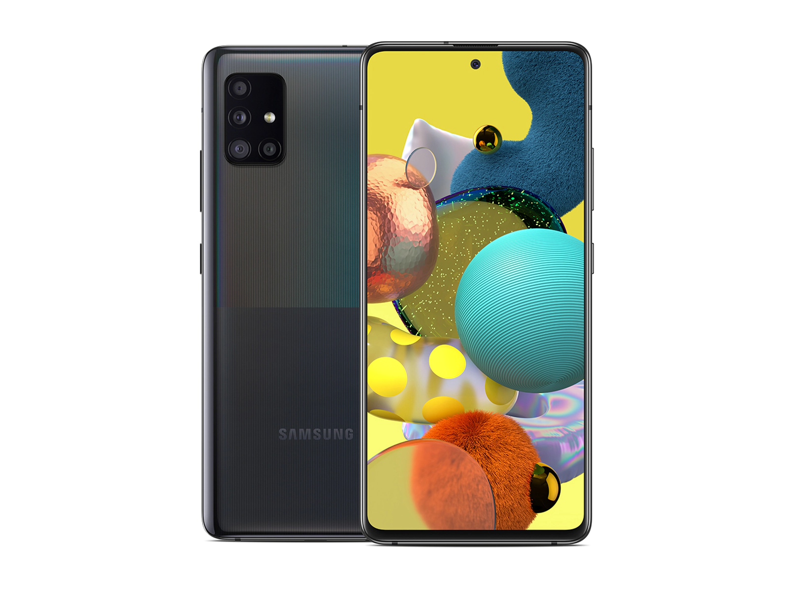 Samsung reportedly bringing 90Hz and 120Hz displays to the upcoming Galaxy A52 & A72 thumbnail