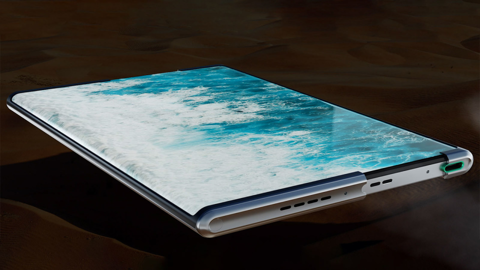 OPPO's New Rollable Smartphone Concept Blows Away Foldables