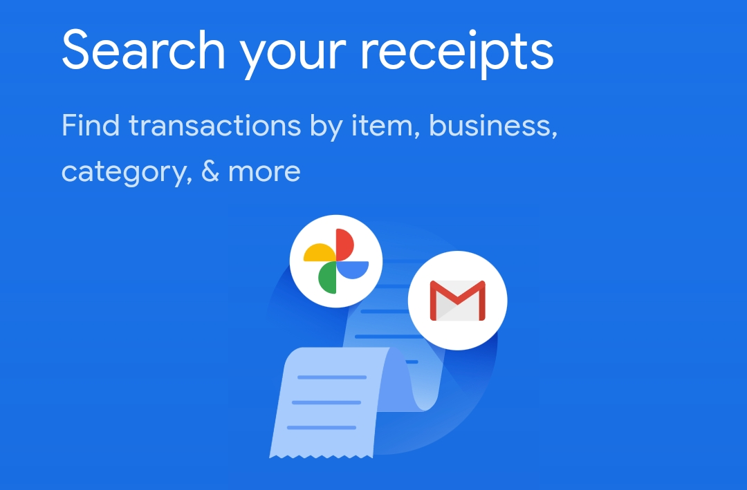 The new Google Pay can pull your receipts from Gmail and Google Photos automatically