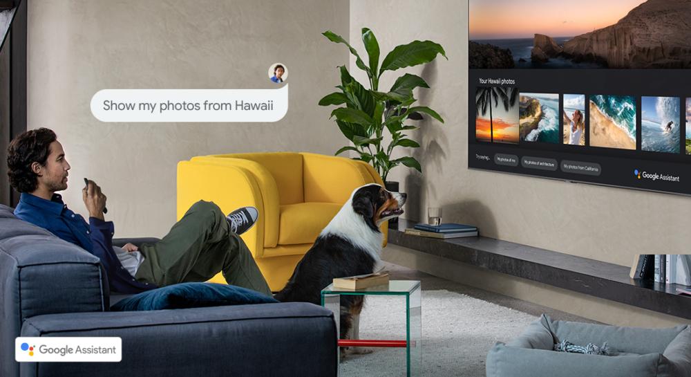 Google Assistant comes to Samsung smart TVs