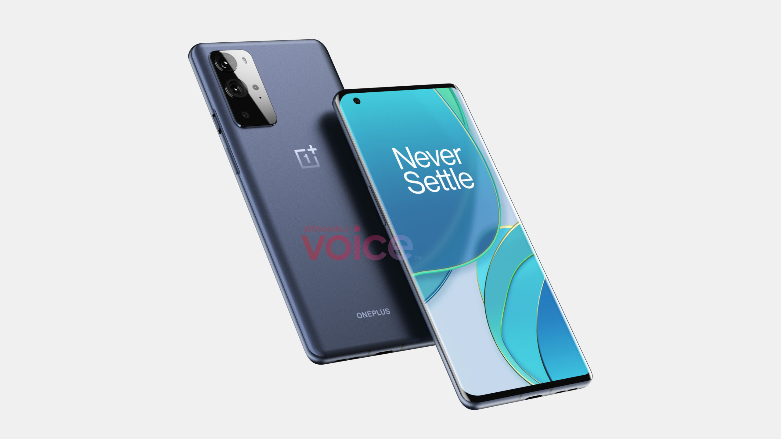 New OnePlus 9 leaks show off iPhone 12-like protruding ...