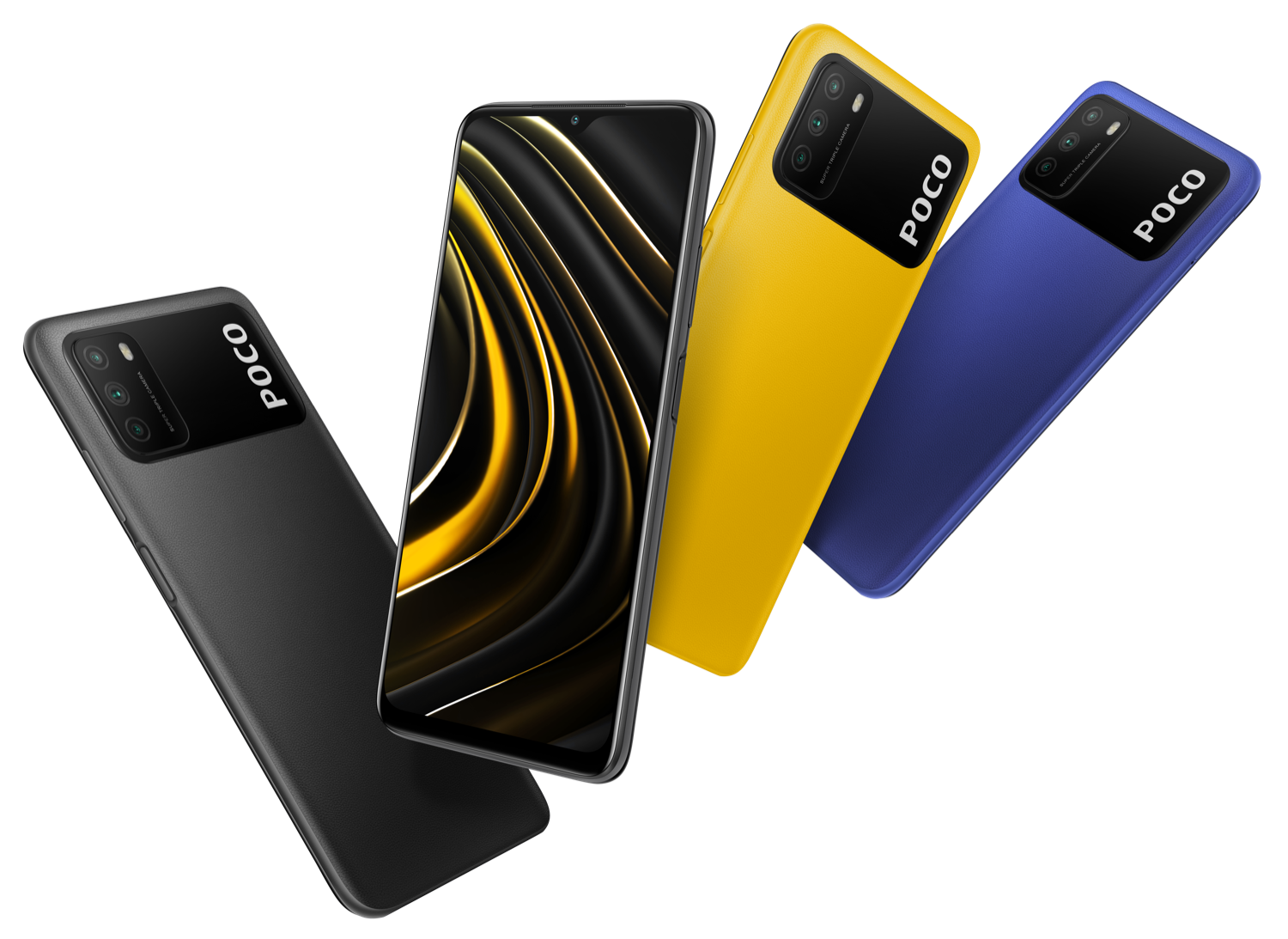 Poco M3 launched: Looks similar to OnePlus 8T Cyberpunk 2077 Edition