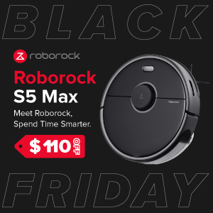 Save $110 on Roborock S5 Max