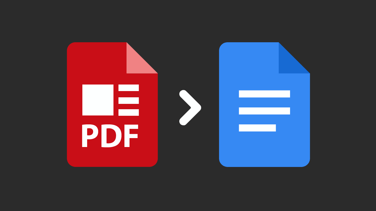 PDFs imported to Google Docs will soon look better than ever