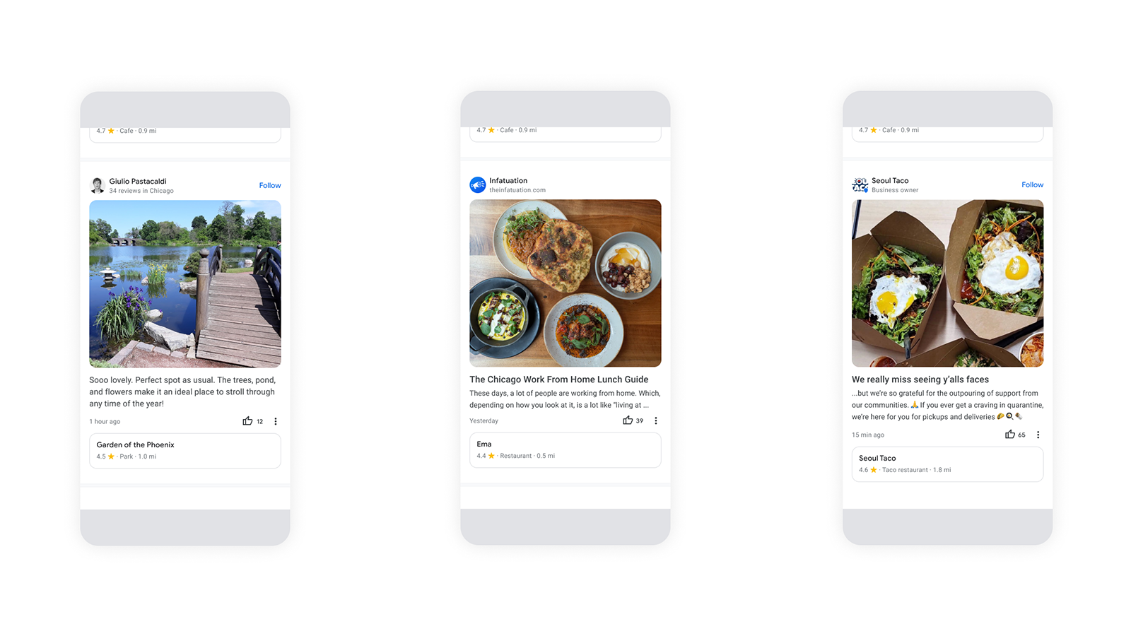 Google Maps and Google Photos users will soon notice two useful changes