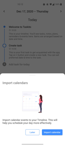 Hands-on with Taskito, a to-do app that does things a little differently 7