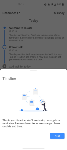 Hands-on with Taskito, a to-do app that does things a little differently 5