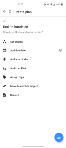 Hands-on with Taskito, a to-do app that does things a little differently 15