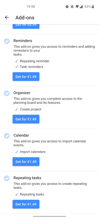 Hands-on with Taskito, a to-do app that does things a little differently 20