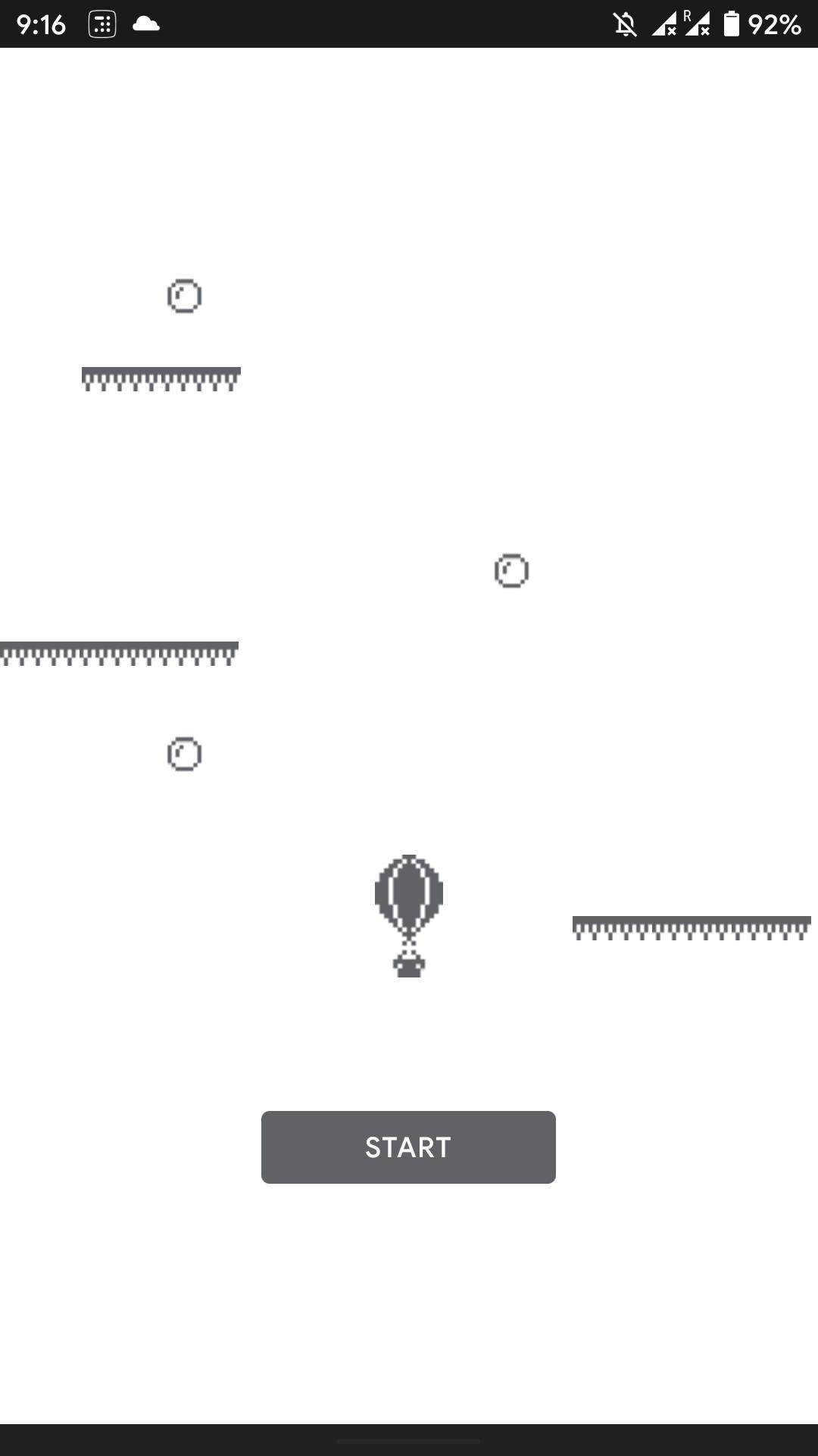Hot Air Baloon: El mini juego oculto en la Play Store