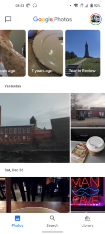 google photos year in review 2020 a