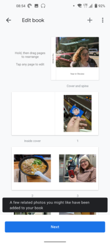 google photos year in review 2020 d