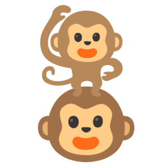 gboard emoji kitchen dupe animals 1