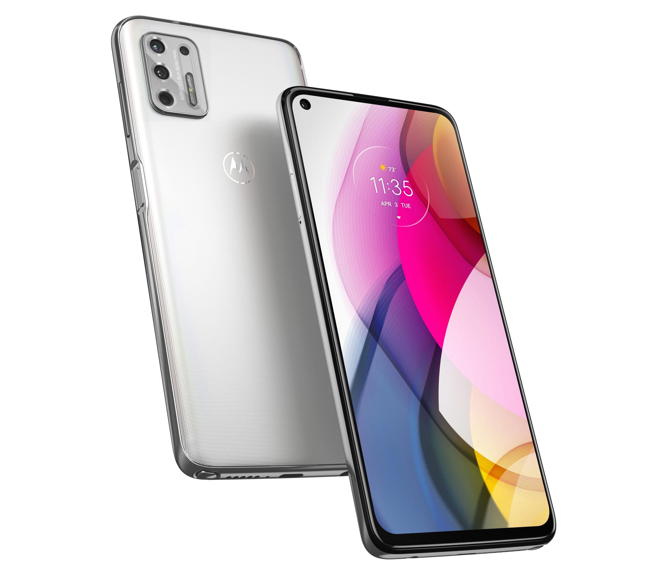 Motorola launches three new mid-tier G-series smartphones in the US