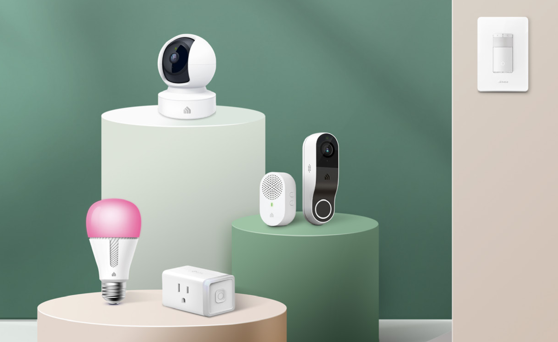 TP-Link's latest Kasa smart home gadgets include a previously canceled doorbell - Android Police