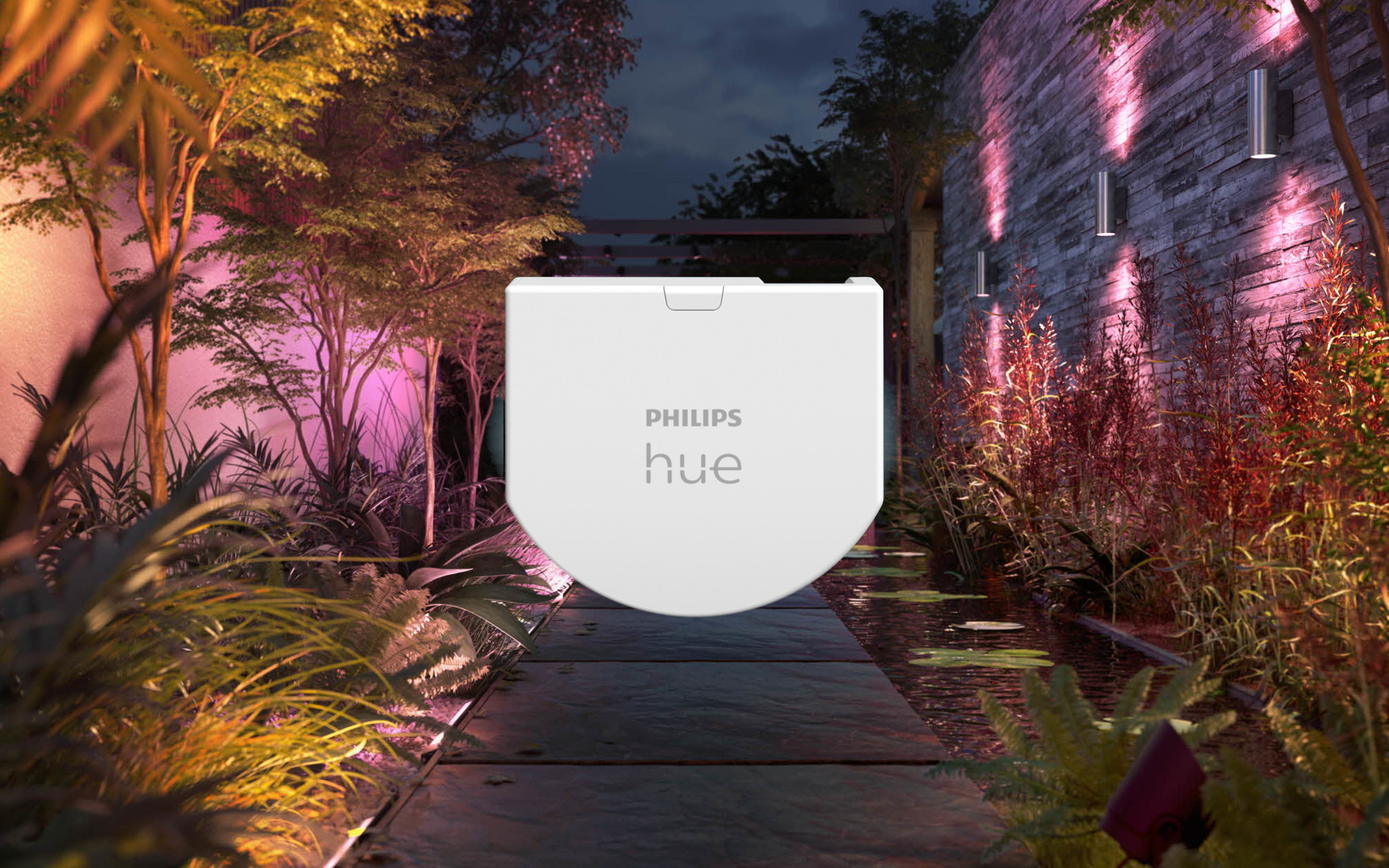 Philips Hue unveils new outdoor lights and switches