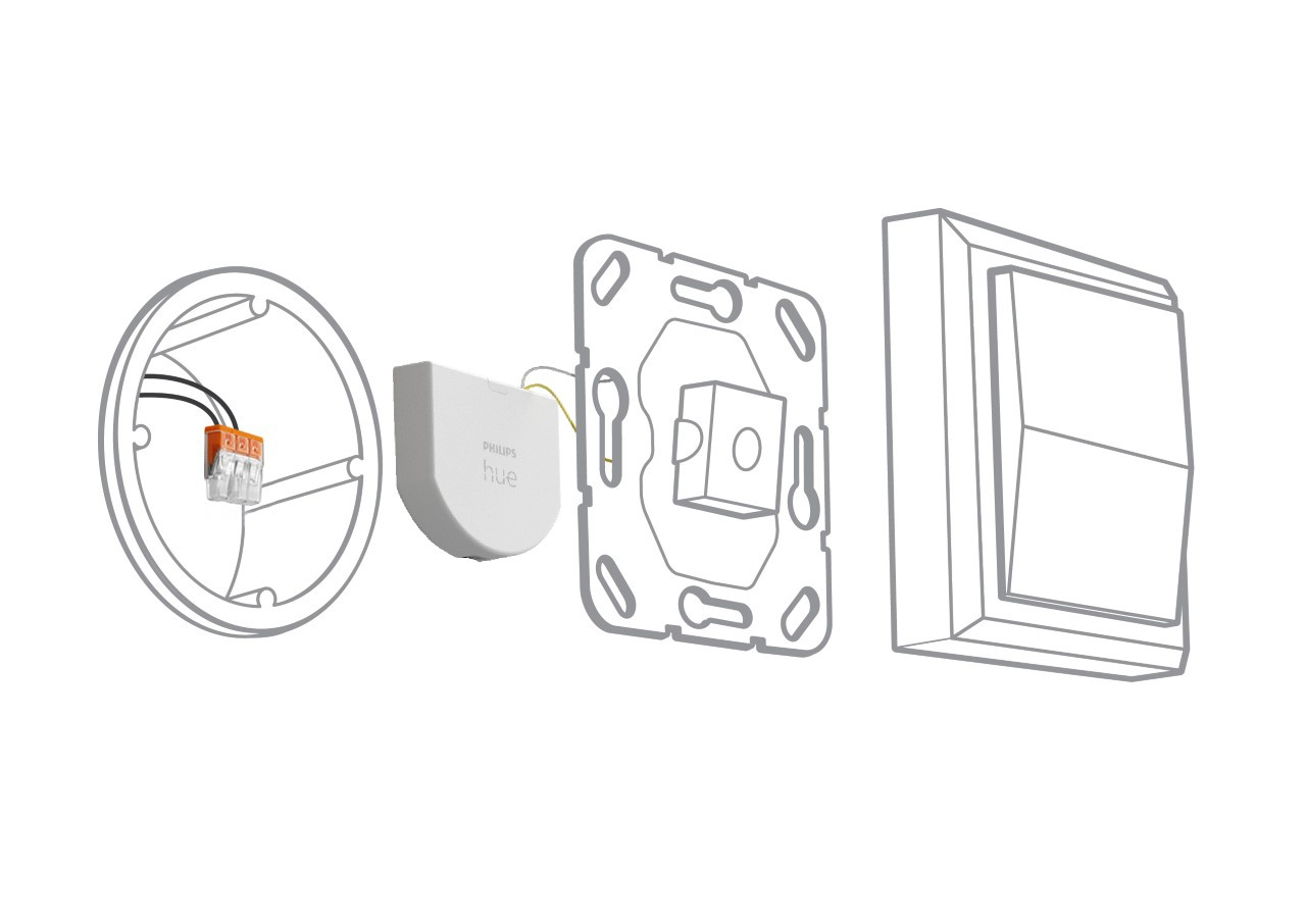 Philips Hue's new wall switch module fixes one of smart lighting's oldest problems 4