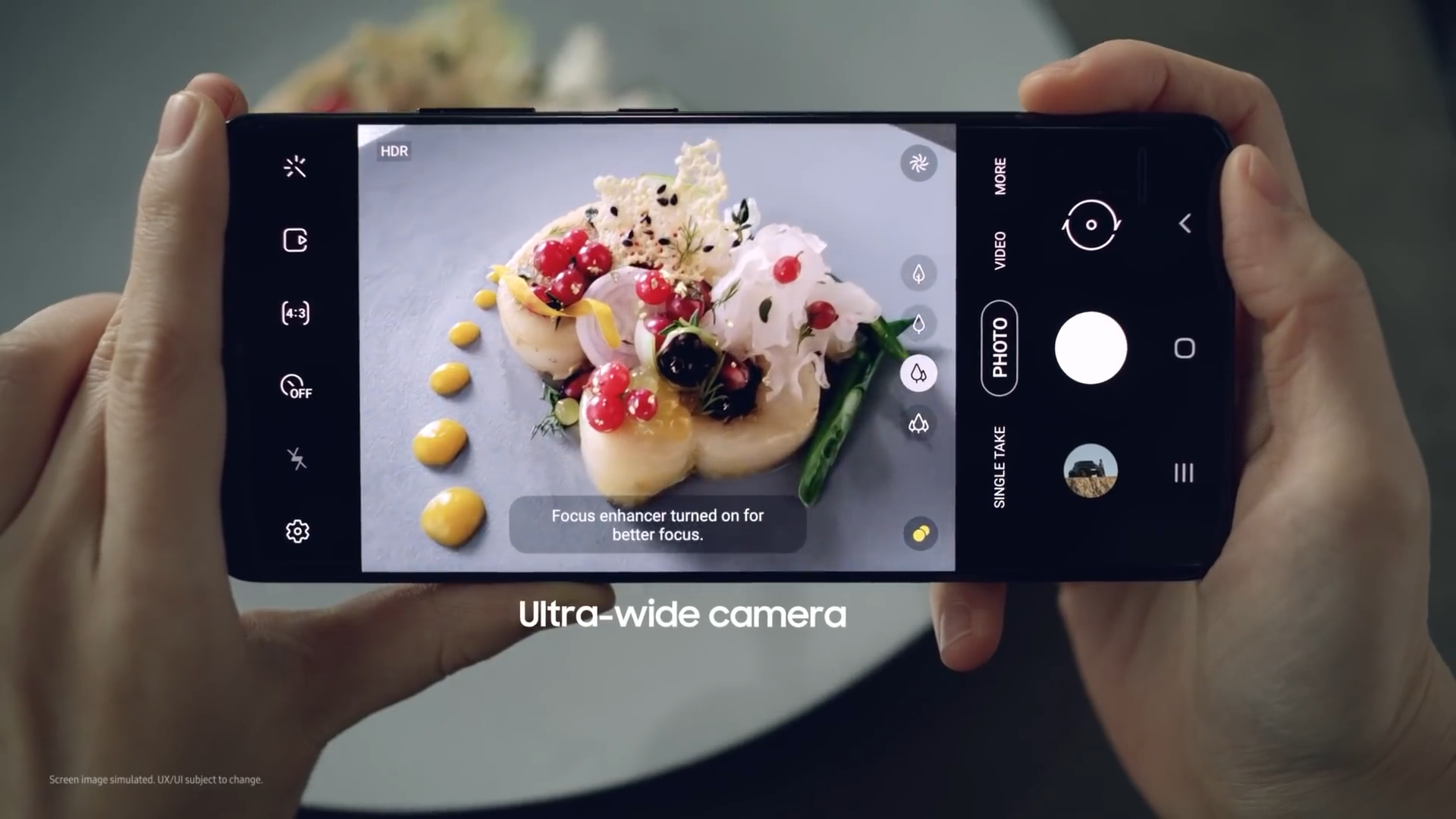 Here's what every camera on the Samsung Galaxy S21 Ultra does