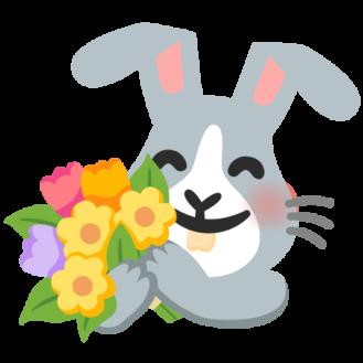 gboard emoji kitchen different bouquet 1