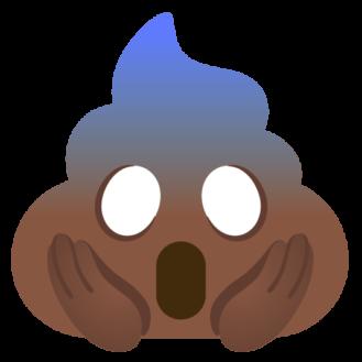 gboard emoji kitchen different poop 2