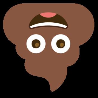 gboard emoji kitchen different poop 3