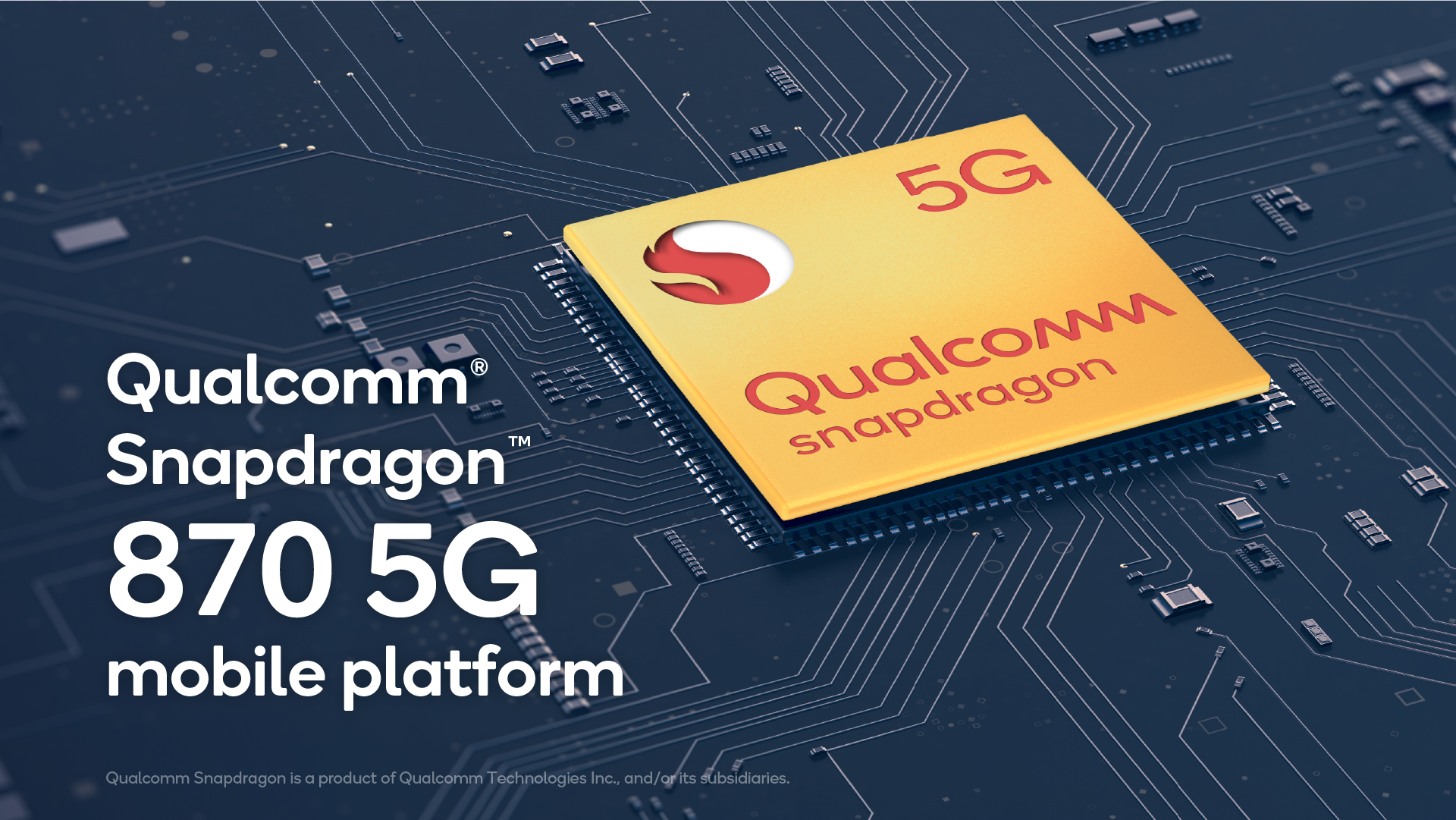 Qualcomm Snapdragon 870 is a faster 865 Plus for sub-flagship devices