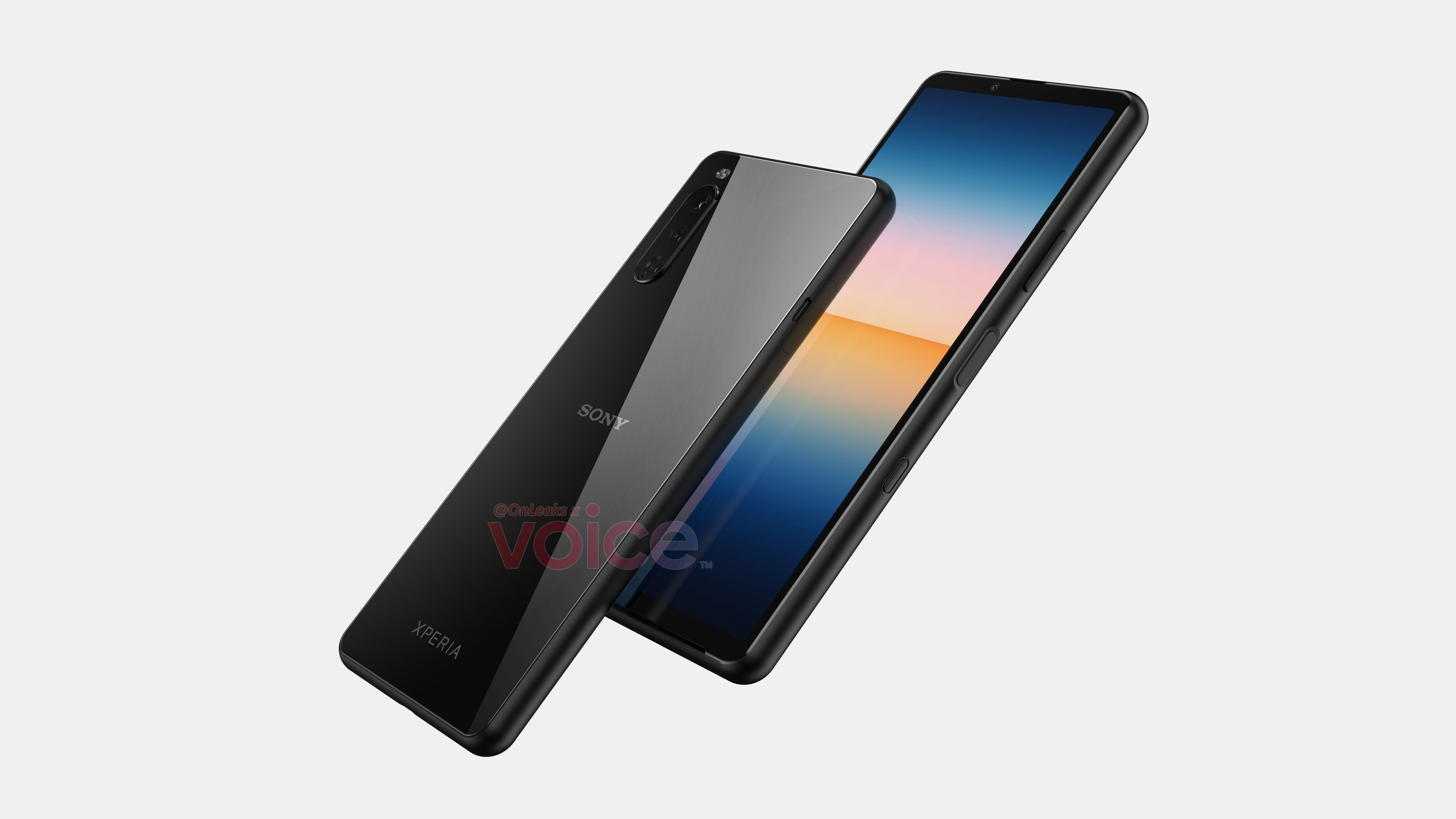 Sony Xperia 10 III appears in renders, key features revealed