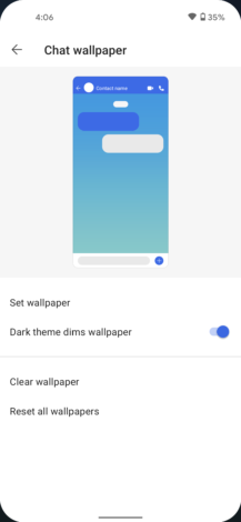 Signal starts catching up to WhatsApp by adding custom wallpapers and animated stickers (APK Download) 5