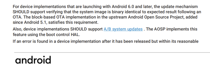 Samsung's Galaxy S21 doesn't support seamless updates 4