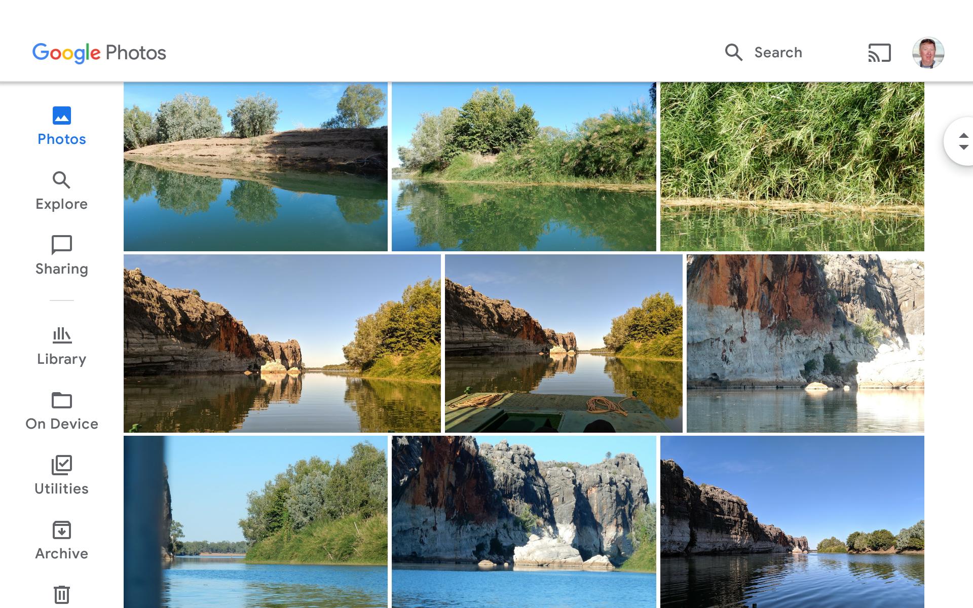 Google Fotos en tablets Android finalmente se ve bien. Aplicaciones Android