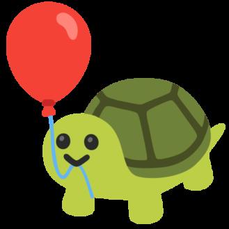 gboard emoji kitchen different turtle 10