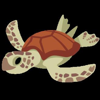 gboard emoji kitchen different turtle 18