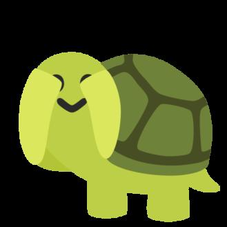 gboard emoji kitchen different turtle 2