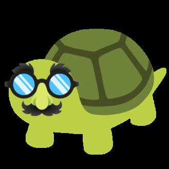 gboard emoji kitchen different turtle 3
