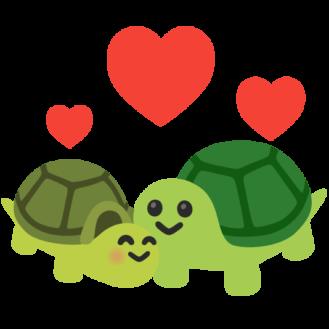gboard emoji kitchen different turtle 6