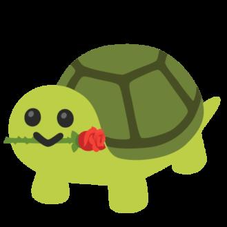 gboard emoji kitchen different turtle 8