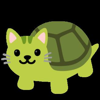 gboard emoji kitchen different turtle 9