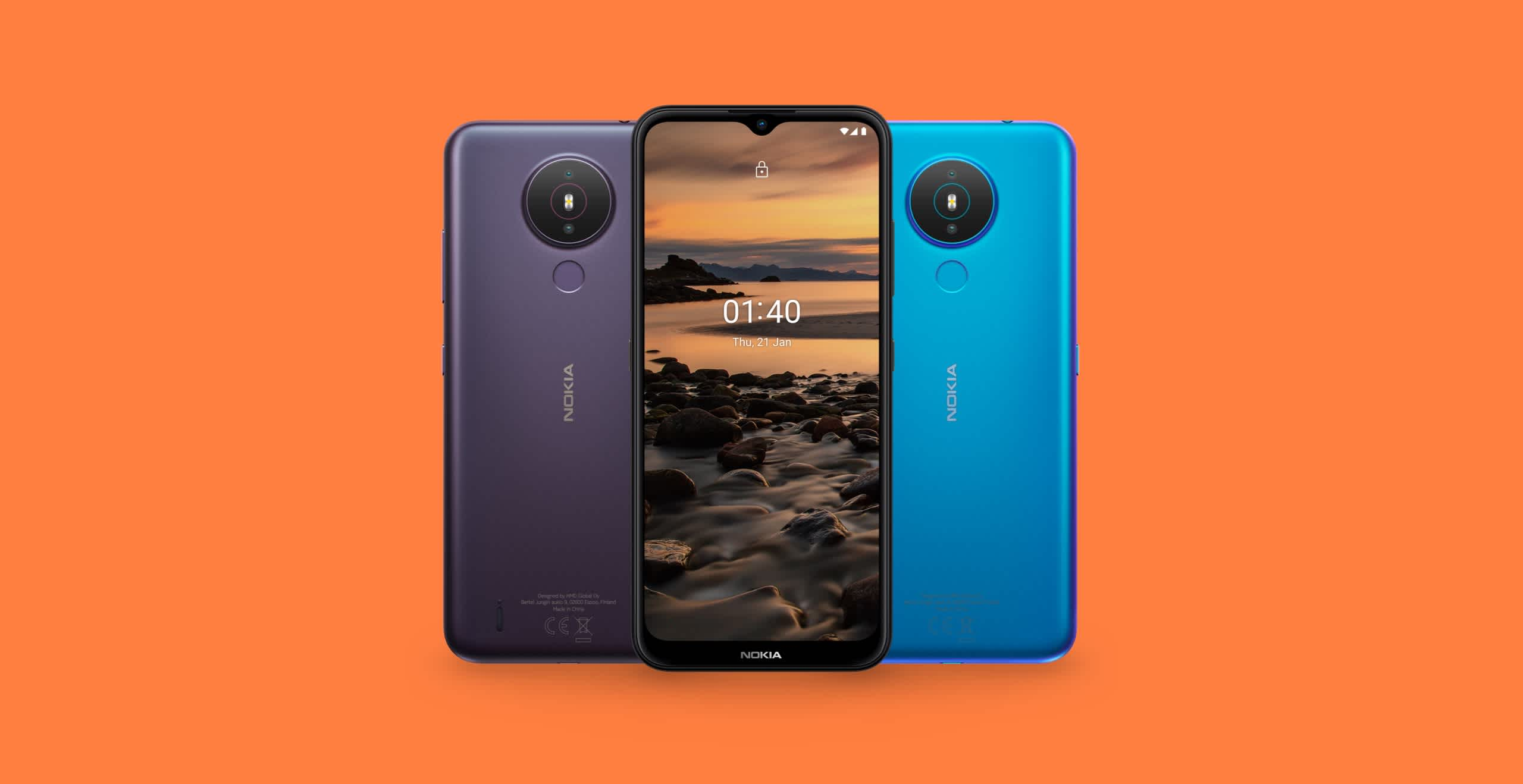 Nokia 1.4 is the latest entry-level budget phone from HMD Global thumbnail