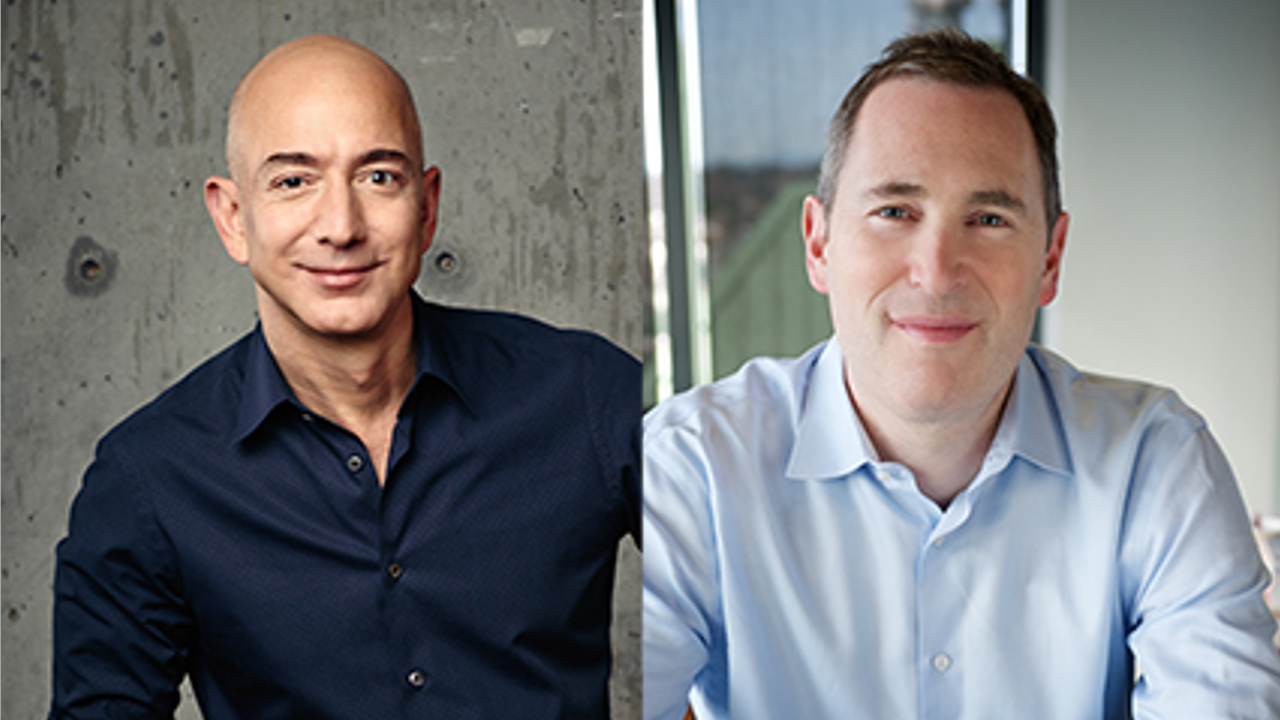 Jeff Bezos is done being Amazon's CEO thumbnail