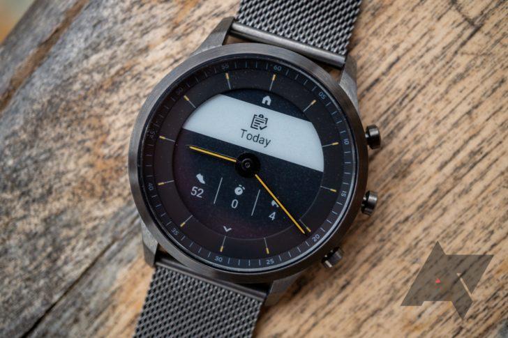 مراجعة Skagen Jorn Hybrid HR ساعة رائعة ليست ذكية