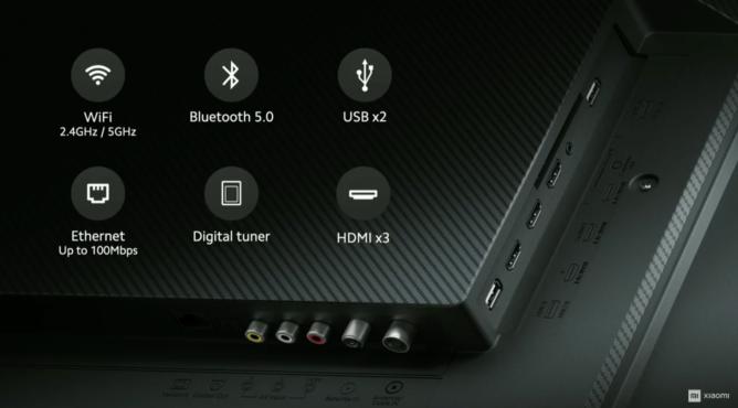 أعلنت Xiaomi للتو عن تلفزيون QLED بنظام Android 1