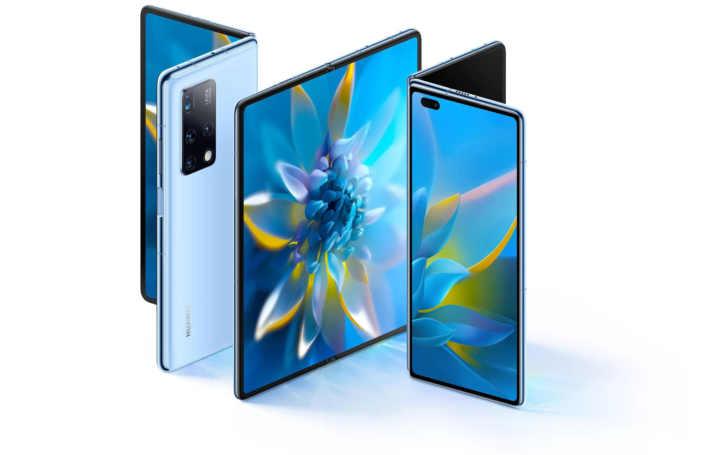 Huawei's new folding phone costs as much as a used car and still doesn't have a real app store - Android Police