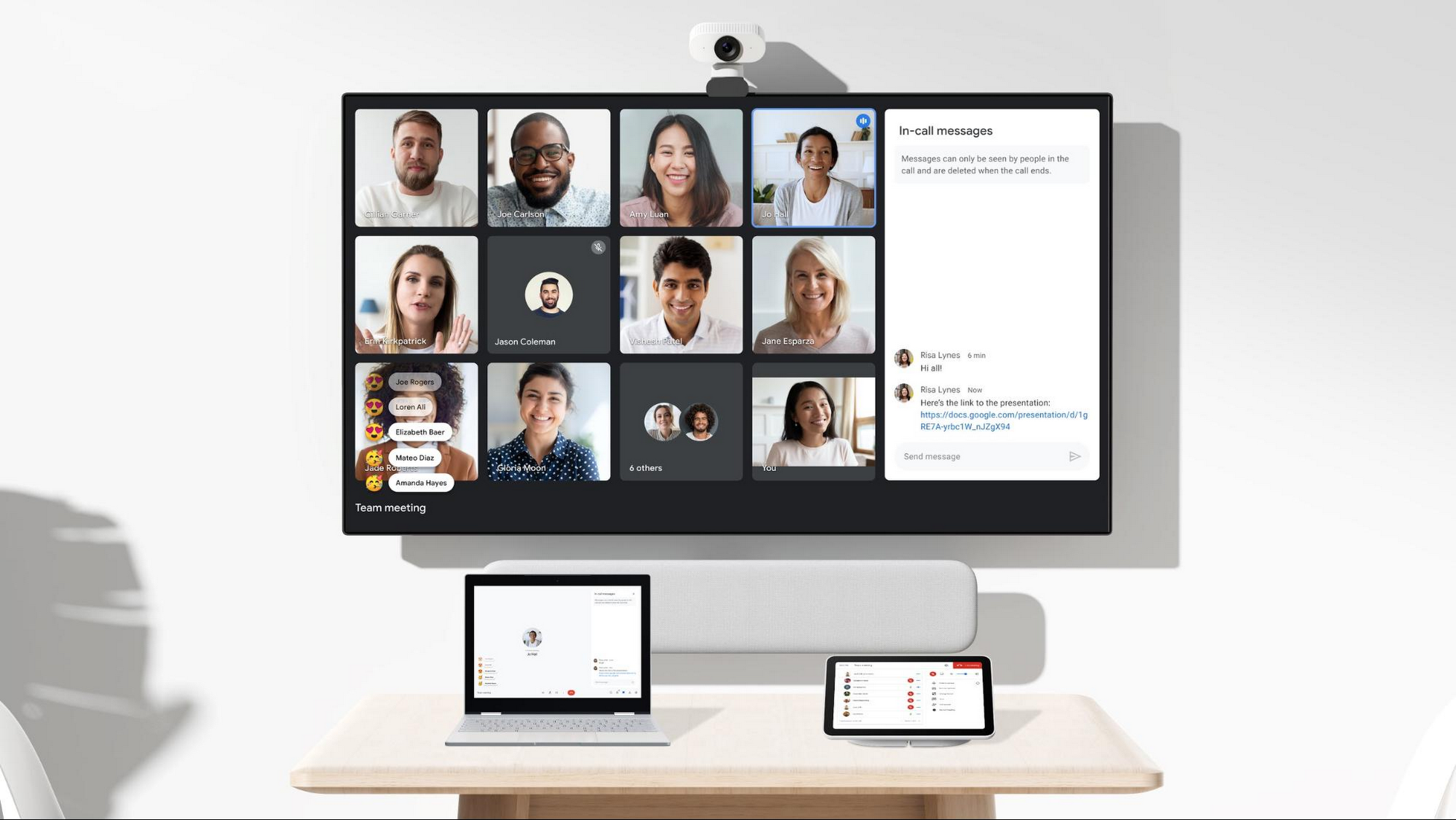 Google details how Workspace (formerly G Suite) is getting new features for remote workers