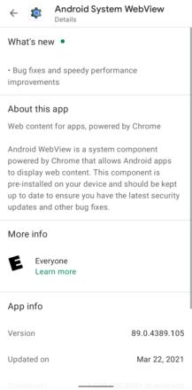 Cómo solucionar esos misteriosos fallos de WebView de Android