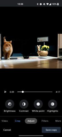 google photos new video editor 3